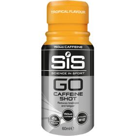 SiS Coffein Shot Box Tropical 12 x 60ml
